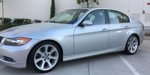 2006 BMW 3 Series for sale in Corona CA