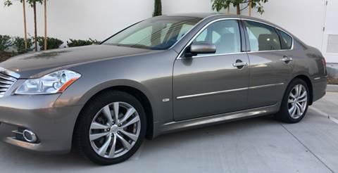 2008 Infiniti M35 for sale in Corona CA