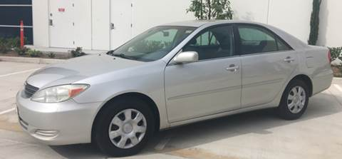 2004 Toyota Camry for sale in Corona, CA