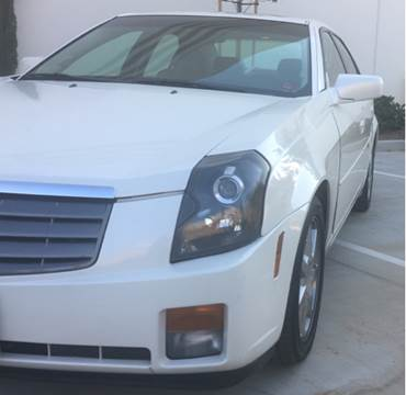 2005 Cadillac CTS for sale in Corona CA