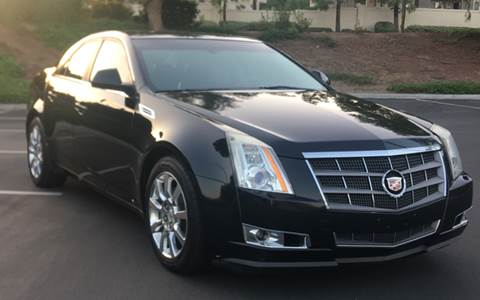 2008 Cadillac CTS for sale in Corona, CA