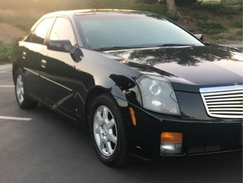 2006 Cadillac CTS for sale in Corona CA