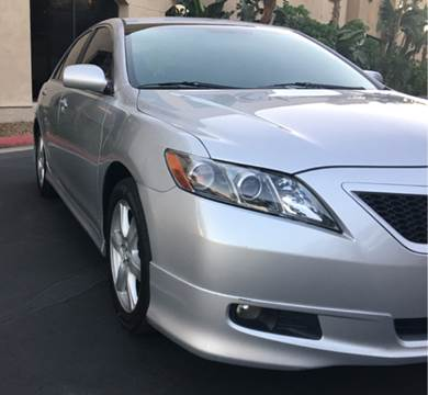2009 Toyota Camry for sale in Corona, CA