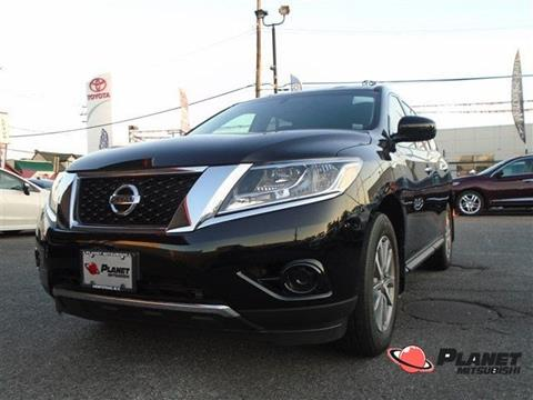 2014 Nissan Pathfinder for sale in Hempstead, NY