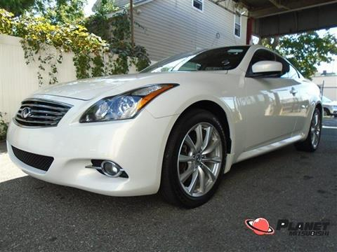 2011 Infiniti G37 Coupe for sale in Hempstead, NY