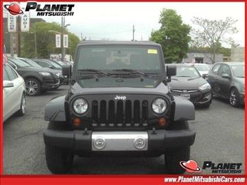 2010 Jeep Wrangler Unlimited for sale in Hempstead, NY