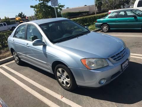 2005 Kia Spectra for sale in Van Nuys, CA
