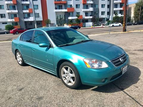 2003 Nissan Altima for sale in Van Nuys CA