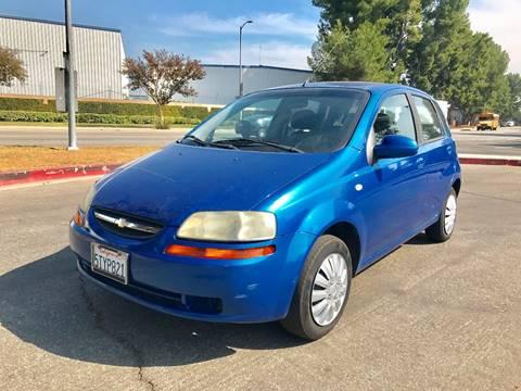 2006 Chevrolet Aveo for sale in Van Nuys, CA