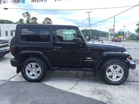 2009 Jeep Wrangler for sale in Knoxville, TN