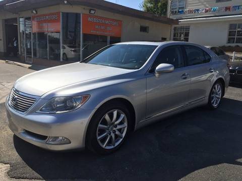 2008 Lexus LS 460 for sale in Knoxville TN