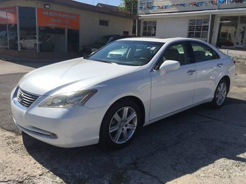 2008 Lexus ES 350 for sale in Knoxville TN