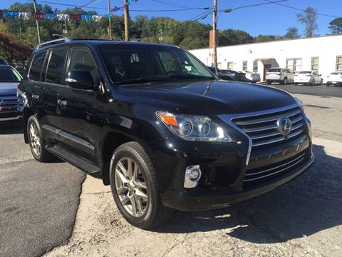 2015 Lexus LX 570 for sale in Knoxville TN