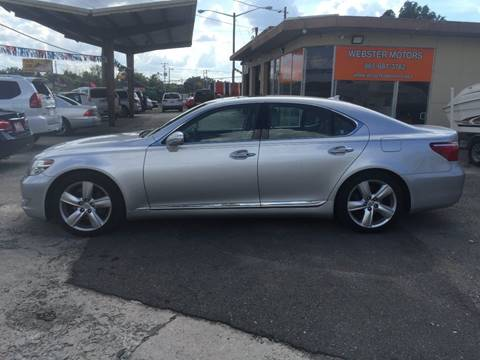 2010 Lexus LS 460 For Sale In Knoxville, TN