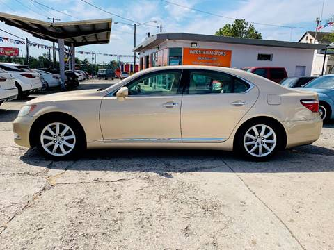 2007 Lexus LS 460 for sale in Knoxville, TN