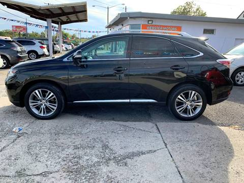 2015 Lexus RX 350 for sale in Knoxville, TN