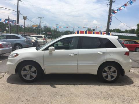 2008 Acura RDX for sale in Knoxville, TN