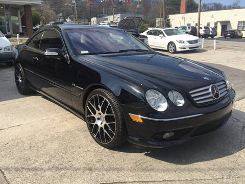 2003 Mercedes-Benz CL-Class for sale in Knoxville TN
