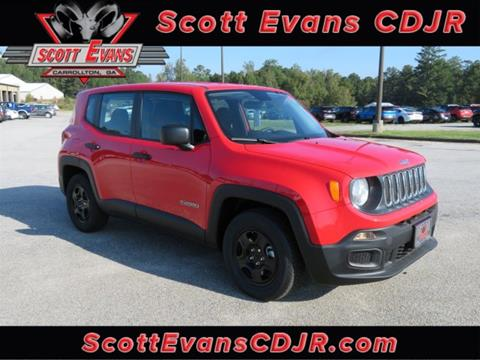 2017 Jeep Renegade for sale in Carrollton, GA