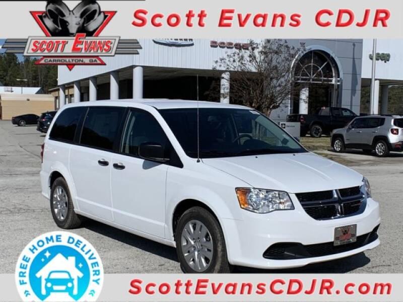 2019 Dodge Grand Caravan for sale at SCOTT EVANS CHRYSLER DODGE in Carrollton GA