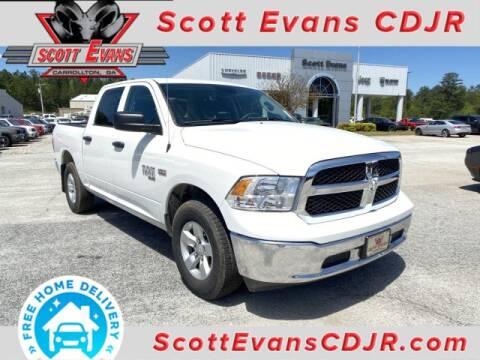 2020 RAM Ram Pickup 1500 Classic for sale at SCOTT EVANS CHRYSLER DODGE in Carrollton GA