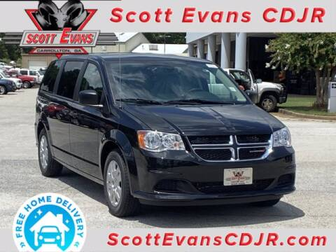 2020 Dodge Grand Caravan for sale at SCOTT EVANS CHRYSLER DODGE in Carrollton GA