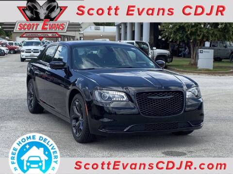 2020 Chrysler 300 for sale at SCOTT EVANS CHRYSLER DODGE in Carrollton GA