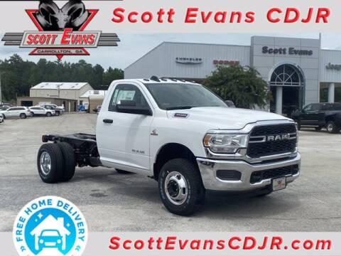 2020 RAM Ram Chassis 3500 for sale at SCOTT EVANS CHRYSLER DODGE in Carrollton GA