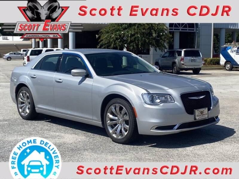 2020 Chrysler 300 for sale at SCOTT EVANS CHRYSLER DODGE in Carrollton GA