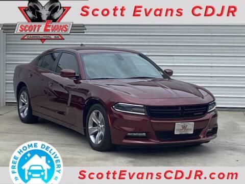 2017 Dodge Charger for sale at SCOTT EVANS CHRYSLER DODGE in Carrollton GA