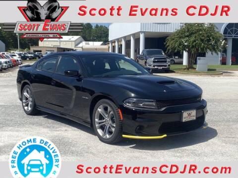 2020 Dodge Charger for sale at SCOTT EVANS CHRYSLER DODGE in Carrollton GA