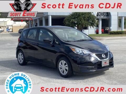 2017 Nissan Versa Note for sale at SCOTT EVANS CHRYSLER DODGE in Carrollton GA