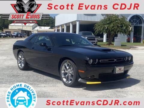 2020 Dodge Challenger for sale at SCOTT EVANS CHRYSLER DODGE in Carrollton GA
