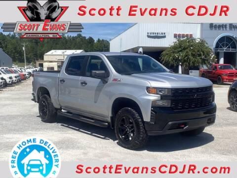 2020 Chevrolet Silverado 1500 for sale at SCOTT EVANS CHRYSLER DODGE in Carrollton GA