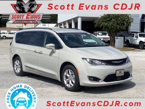2020 Chrysler Pacifica for sale at SCOTT EVANS CHRYSLER DODGE in Carrollton GA