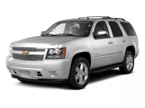 2013 Chevrolet Tahoe for sale at SCOTT EVANS CHRYSLER DODGE in Carrollton GA