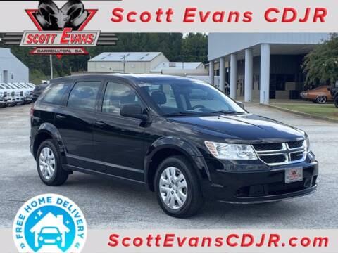 2015 Dodge Journey for sale at SCOTT EVANS CHRYSLER DODGE in Carrollton GA