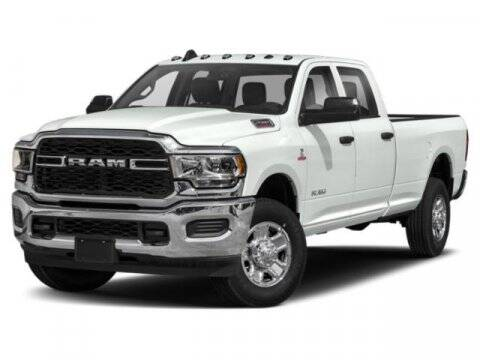 2020 RAM Ram Pickup 2500 for sale at SCOTT EVANS CHRYSLER DODGE in Carrollton GA