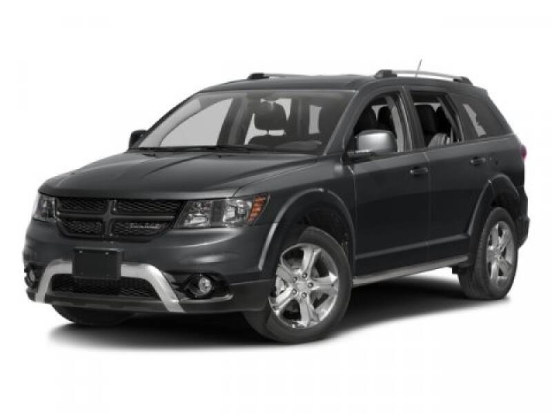 2017 Dodge Journey for sale at SCOTT EVANS CHRYSLER DODGE in Carrollton GA
