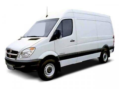 2008 Freightliner Sprinter Cargo for sale at SCOTT EVANS CHRYSLER DODGE in Carrollton GA