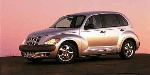 2001 Chrysler PT Cruiser for sale at SCOTT EVANS CHRYSLER DODGE in Carrollton GA