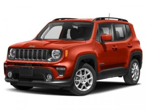 2019 Jeep Renegade for sale at SCOTT EVANS CHRYSLER DODGE in Carrollton GA