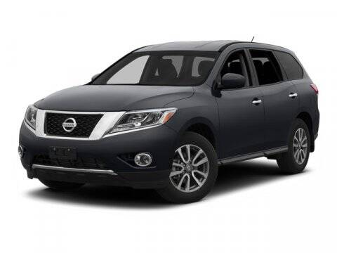 2013 Nissan Pathfinder for sale at SCOTT EVANS CHRYSLER DODGE in Carrollton GA