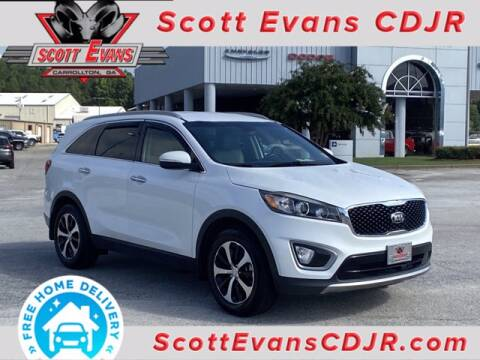 2016 Kia Sorento for sale at SCOTT EVANS CHRYSLER DODGE in Carrollton GA