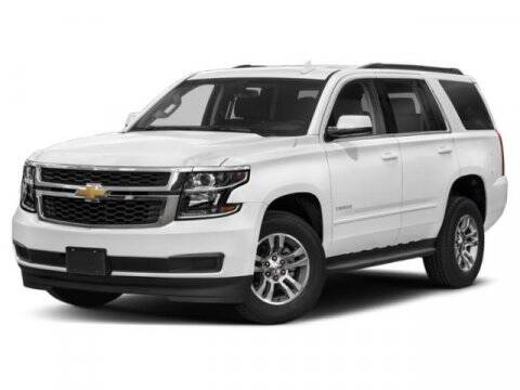 2018 Chevrolet Tahoe for sale at SCOTT EVANS CHRYSLER DODGE in Carrollton GA