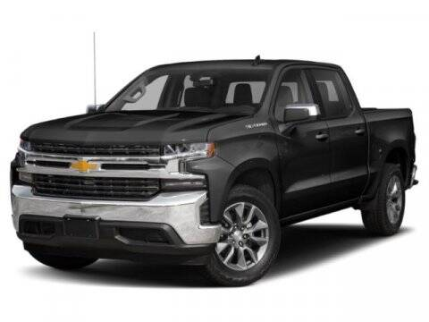 2019 Chevrolet Silverado 1500 for sale at SCOTT EVANS CHRYSLER DODGE in Carrollton GA