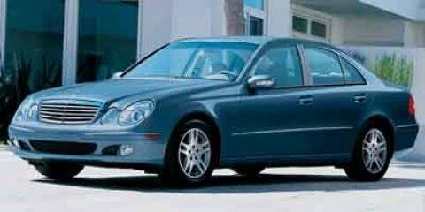2003 Mercedes-Benz E-Class for sale at SCOTT EVANS CHRYSLER DODGE in Carrollton GA