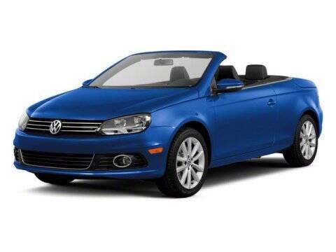 2012 Volkswagen Eos for sale at SCOTT EVANS CHRYSLER DODGE in Carrollton GA