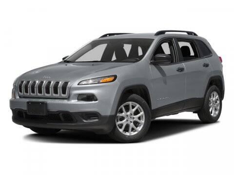 2016 Jeep Cherokee for sale at SCOTT EVANS CHRYSLER DODGE in Carrollton GA