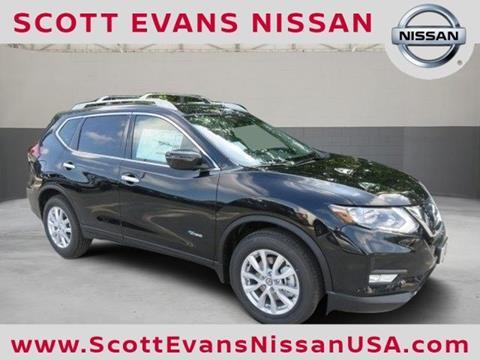 2017 Nissan Rogue Hybrid for sale in Carrollton, GA